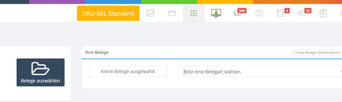 Screenshot zum Thema Digi-Bel-Webscan