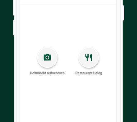 Screenshot zum Thema Digi-Bel-Mobile App